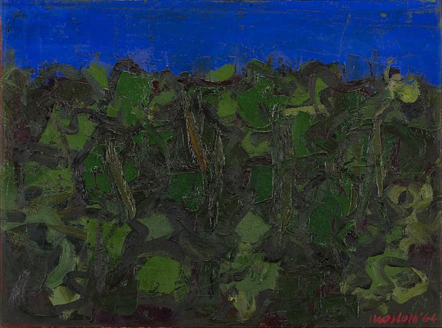 Ennio Morlotti, 'Paesaggio', 1964, Il Ponte