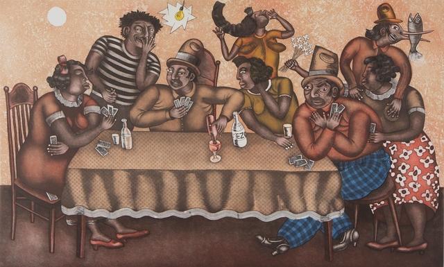 Maximino Javier, 'El Arte de Jugar', 2014, La Mano Magica