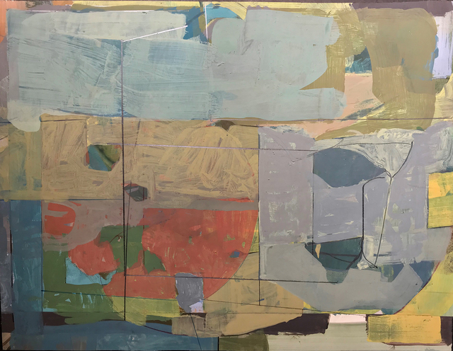 James O'Shea, 'Tablescape IV', 2019, Carrie Haddad Gallery