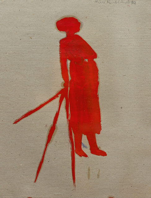 , 'Einfallende Strahlen (Incoming Rays),' ca. 1998, Galerie Herold