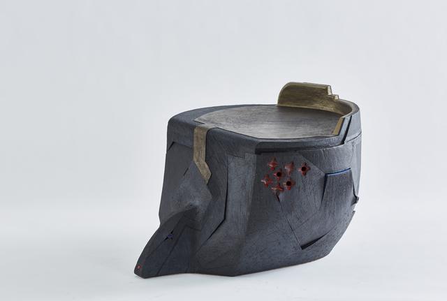 , 'Soze Nyanga (Mud Table/Stool),' 2016, Friedman Benda