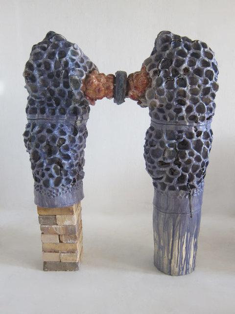 Nicki Green, 'Kissing Figures', 2017, Catharine Clark Gallery