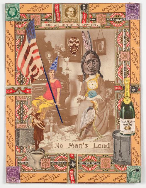 , 'No Man's Land,' 1920-1950, Fleisher/Ollman