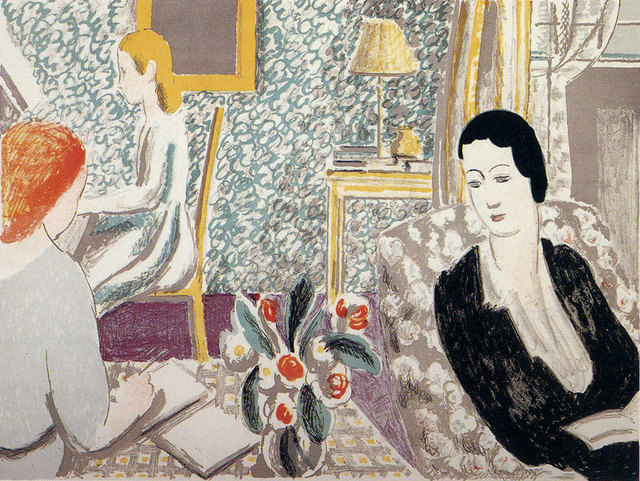Vanessa Bell, 'The Schoolroom', 1938, Osborne Samuel