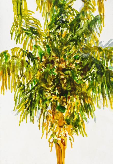 , 'Wall Plant 9,' 2015, Yiri Arts