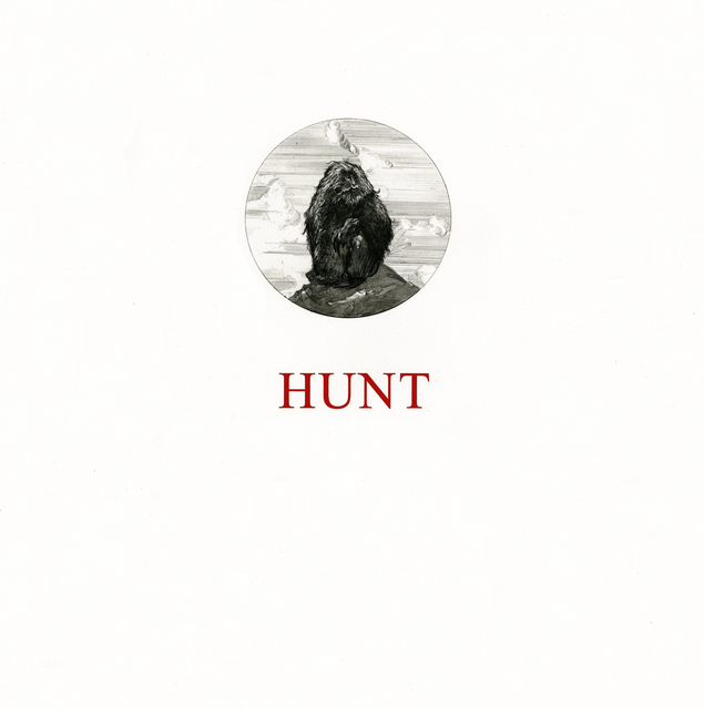 , 'Title Sheet (The Hunt Portfolio),' 2016, PRATT CONTEMPORARY / PRATT EDITIONS