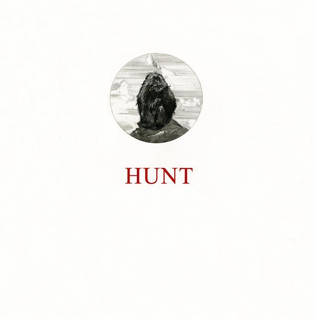 , 'Title Sheet (The Hunt Portfolio),' 2016, Pratt Contemporary