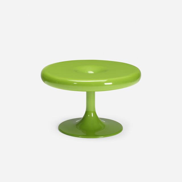 Eero Aarnio, 'Kantarelli table', 1965, Wright