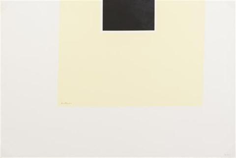 Robert Motherwell, 'London Series: Black ', Zenith Gallery