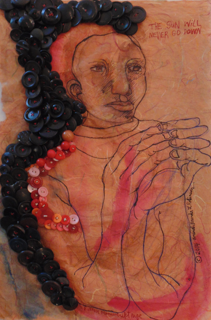 Aminah Brenda Lynn Robinson, 'The Sun Will Never Go Down', ACA Galleries