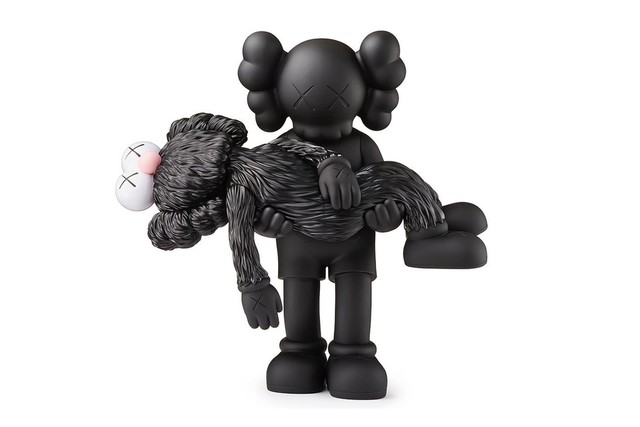 KAWS, 'GONE COMPANION BLACK AND BFF BLACK', 2019, Dope! Gallery