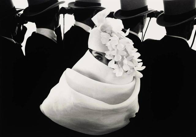 , 'Givenchy Hat A,' 1958, Holden Luntz Gallery