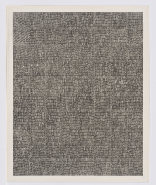 , 'Untitled,' 1966, Los Angeles County Museum of Art