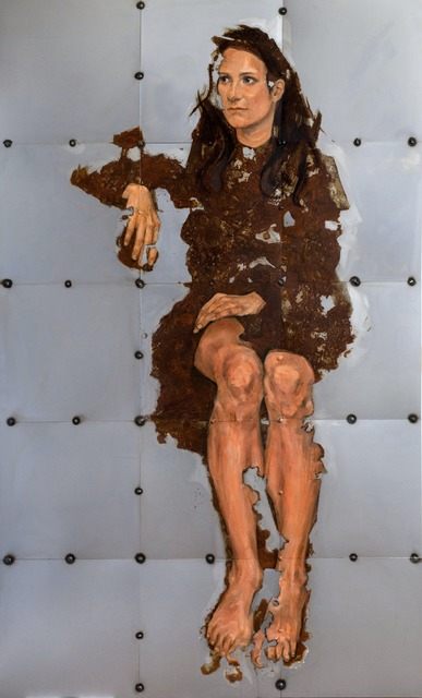 , 'E il Conforto,' 2015, Accesso Galleria