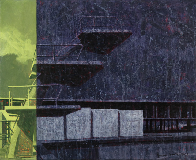 , 'Structural Challenge,' 2016, 532 Gallery Thomas Jaeckel
