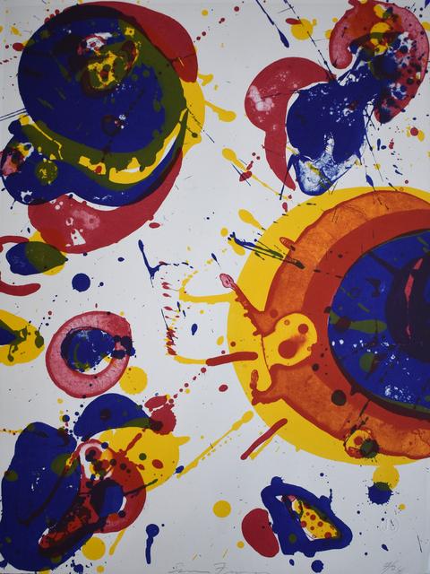 Sam Francis, 'Felicitas', 1963, Gilden's Art Gallery