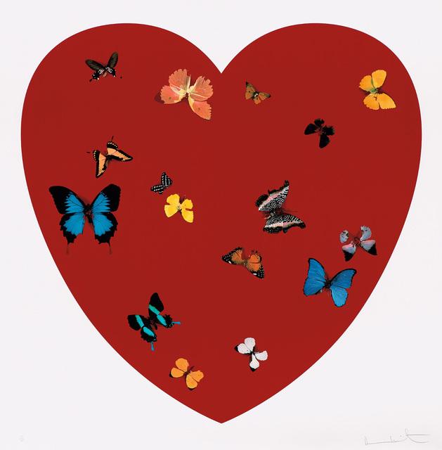 Damien Hirst, 'Big Love', 2011, Phillips