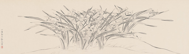 , 'Daffodils,' 2017, Alisan Fine Arts
