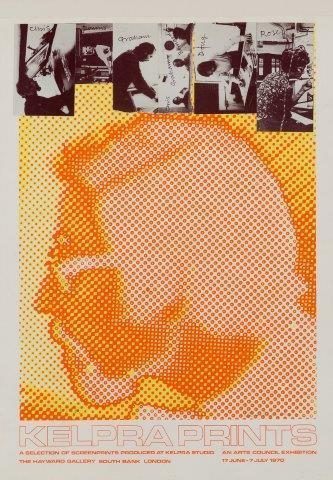 Joe Tilson, 'Kelpra Prints', 1970, Print, Screenprint and photo collage in colours on wove, Roseberys