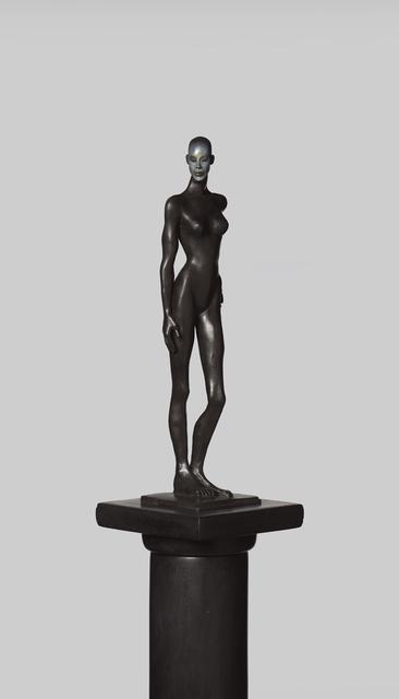 , 'Figure on a Pedestal,' 2019, Louis Stern Fine Arts