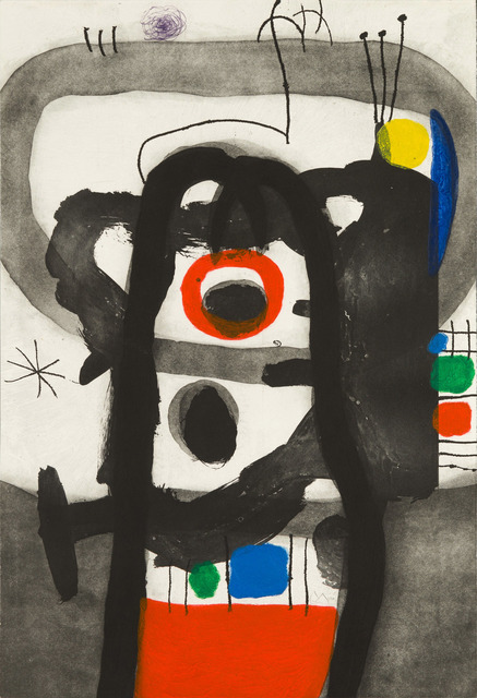 Joan Miró, 'The Angry One', 1967, Christopher-Clark Fine Art