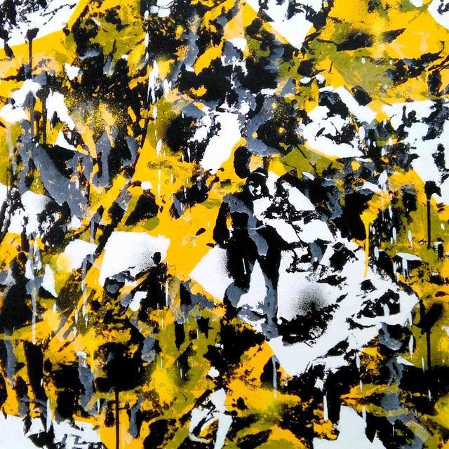 , 'Pareidolic figures 5,' 2017, Pascal Fine Art