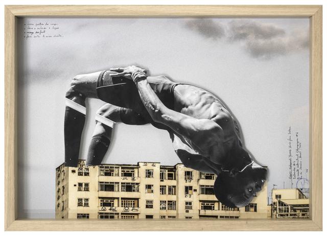 , 'GIANTS, Mohamed YOUNES IDRISS from Sudan, Recherche #4 © Comité international Olympique, Rio de Janeiro, Brazil, 2017,' 2017, Lazinc