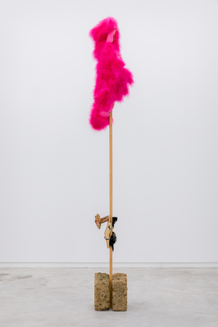 , 'Bertical,' 2018, Galería Heinrich Ehrhardt