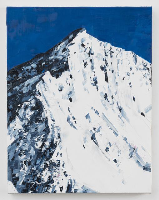 , 'South Col,' 2015, Joshua Liner Gallery