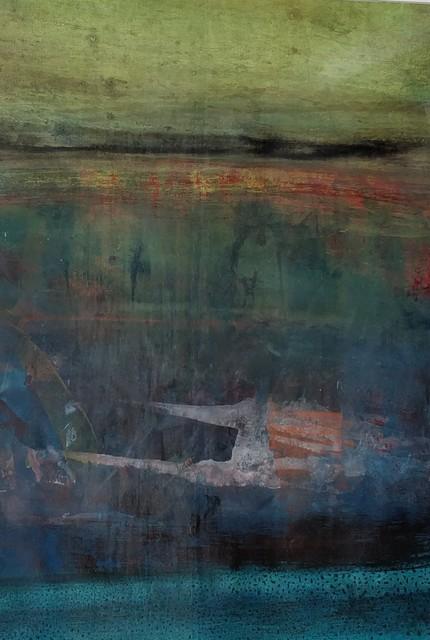 Robin Richmond, 'Summer Storm, Yellow Light', 2015, Little Buckland Gallery