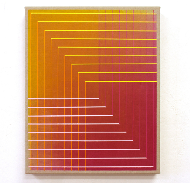 Daniel Mullen, 'Interaction No.3 ', 2018, The Flat - Massimo Carasi