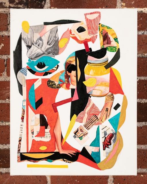 Mario Zoots, 'Untitled (Dafen 7, EU)', 2019, k contemporary