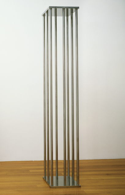 , 'Cage II,' 1965, Bowdoin College Museum of Art