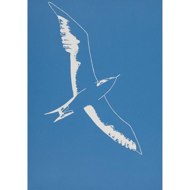 Alex Katz, 'Seagull', 2010, Artsnap