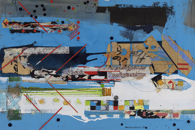 , 'Concerto,' 1983, Spanierman Modern
