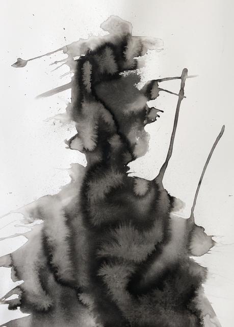 Emil Alzamora, 'Turbulence Series No. 10', 2019, Pontone Gallery
