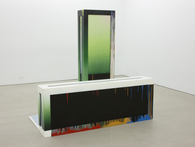 , 'That and This,' 2009, Gagosian