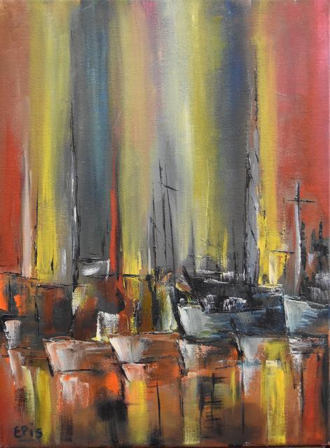 , 'Reposo Marino,' 2108, ACCS Visual Arts
