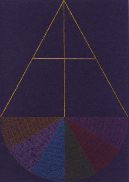 , 'Untitled,' 2013, Marianne Boesky Gallery