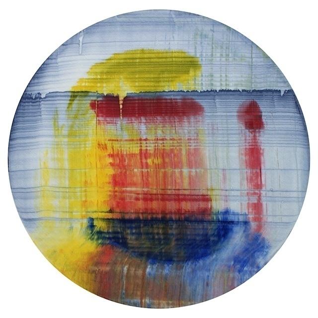 , 'Circle Landscape 7,' 2014, VICTORI+MO CONTEMPORARY