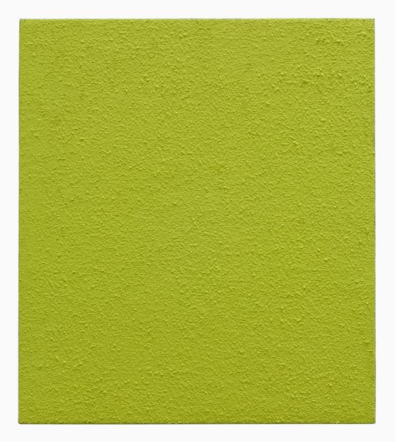 , 'Yellow/Green Still Life,' 2018, Brian Gross Fine Art