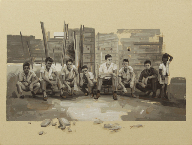 , 'Untitled (from series Quando a seca entra),' 2015, Baró Galeria
