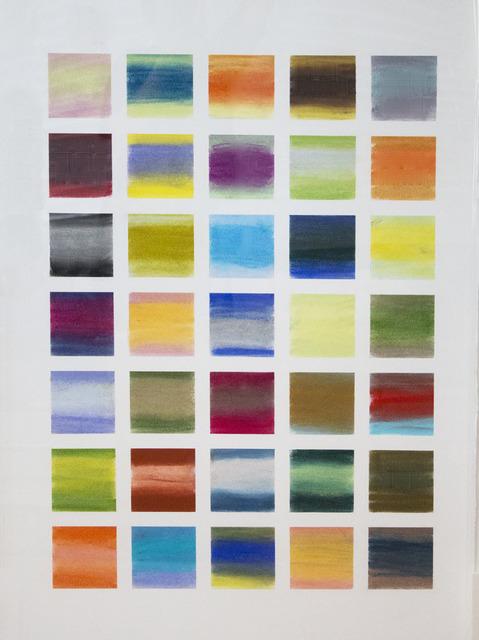 Diana Greenberg, 'Atmospheres', 2017, Wally Workman Gallery