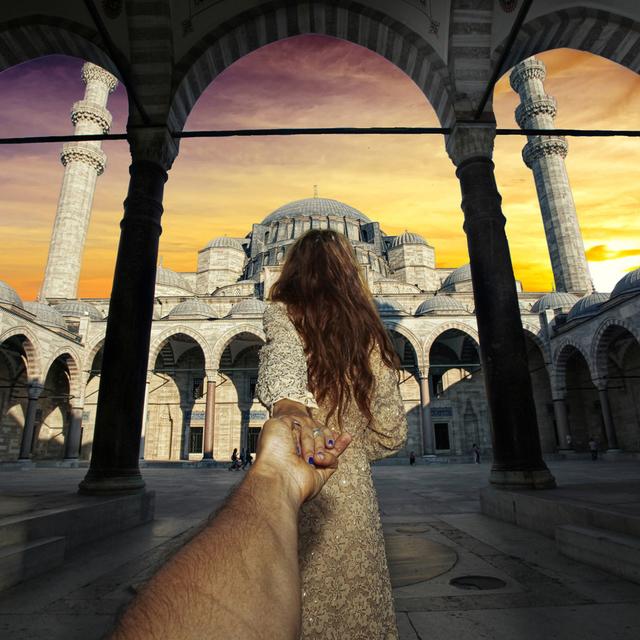 Murad Osmann, 'Istanbul 2,' 2013, Avant Gallery