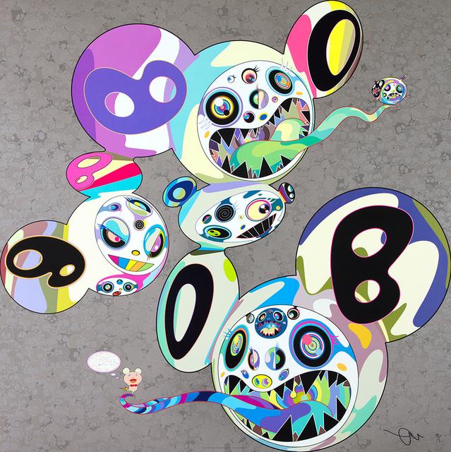 Takashi Murakami, 'Spiral', 2016, Lougher Contemporary