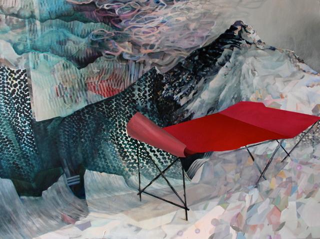 , 'A Shady Endeavour,' 2017, Galerie D'Este