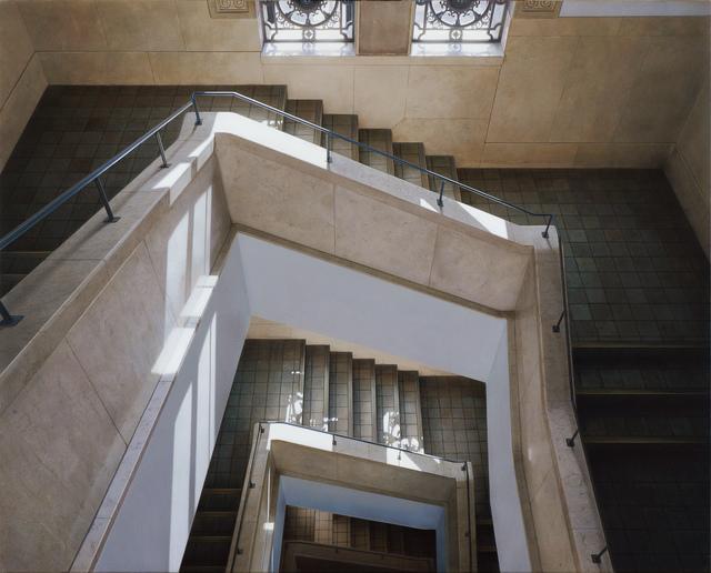 , 'Stairway #11- museum ,' 2012, Aki Gallery
