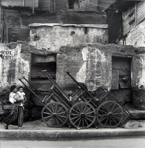 Mario Algaze, 'Carretas, Guatemala', 1979, PDNB Gallery