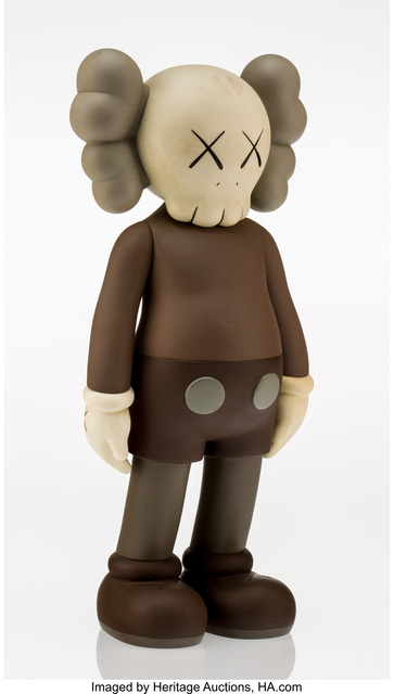KAWS, 'Companion- Five Years Later (Brown)', 2004, Heritage Auctions