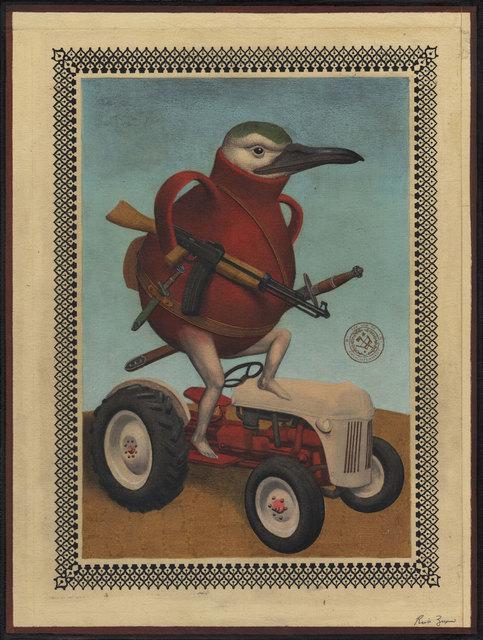 , 'Bird Pot Creature,' 2017, Black Book Gallery